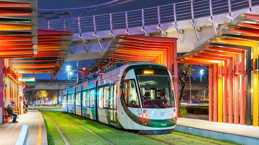 Light Rail Transit (LRT)