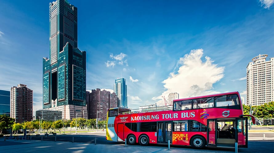 Kaohsiung Sightseeing Bus