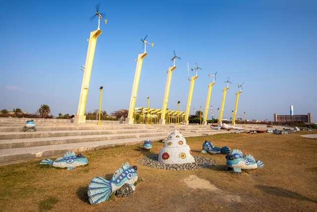 旗津風車公園