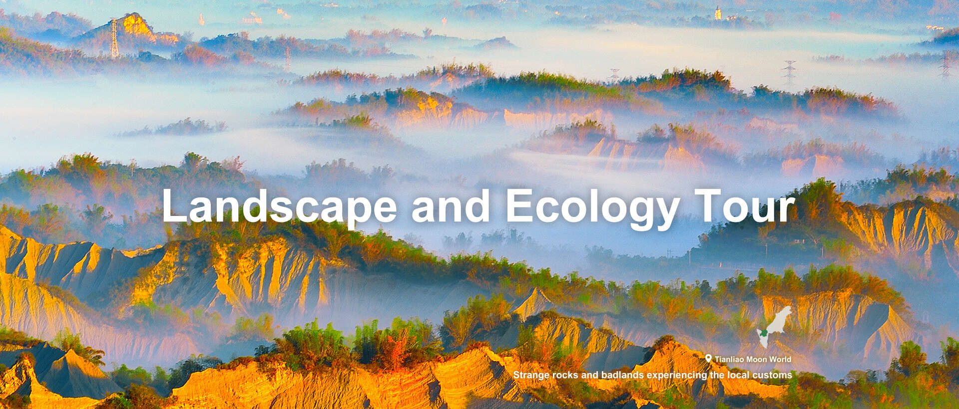 Landscape and Ecology Tour
