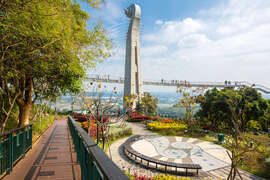 Recommended Kaohsiung tours during the lunar new year holiday Five Routes to Prosperity in Kaohsiung.