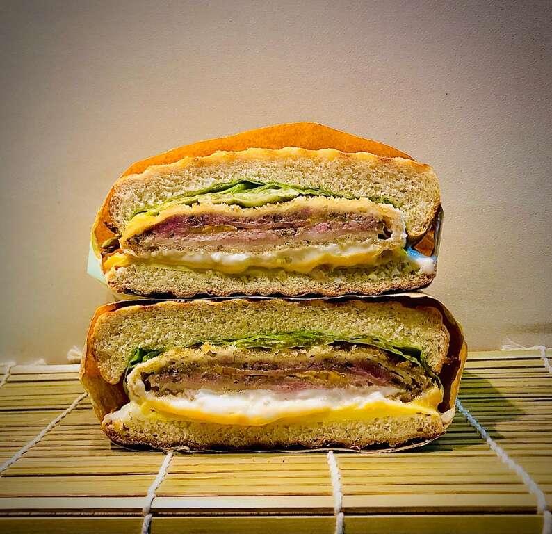 明治時代 吐司 三明治專賣