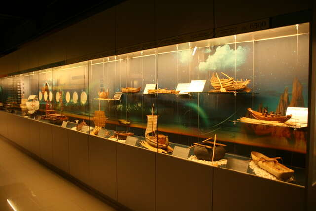 YM Museum of Marine Exploration Kaohsiung
